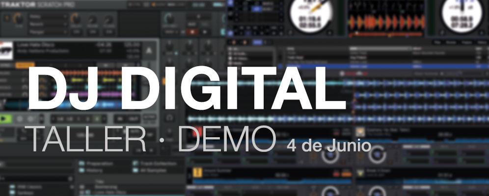 Taller de DJ Digital